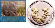 1 Dollar 2011 Australien Koala st, vergoldet  69,00 EUR  zzgl. 6,90 EUR Versand
