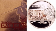 1 Dollar Tuvalu 2009 Tuvalu Schlacht von Hastings 1066 PP, Farbdruck  69,00 EUR  zzgl. 6,90 EUR Versand