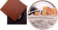 1 Dollar 2006 Australien Melbourne PP, Farbdruck  59,00 EUR  zzgl. 6,90 EUR Versand