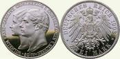 2 Mark 1903  A Sachsen-Weimar-Eisenach Wil...