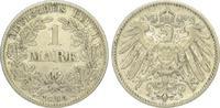 1 Mark 1894  G Kleinmünzen  Sehr schön  60,00 EUR  + 5,00 EUR frais d'envoi