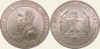 5 Mark 1927  F Weimarer Republik  Fast Stempelglanz  485,00 EUR  + 5,00 EUR frais d'envoi
