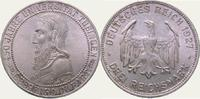 3 Mark 1927  F Weimarer Republik  Fast Stempelglanz  435,00 EUR  + 5,00 EUR frais d'envoi