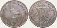 3 Mark 1930  E Weimarer Republik  Fast Stempelglanz  350,00 EUR  + 5,00 EUR frais d'envoi