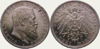 3 Mark 1912  F Württemberg Wilhelm II. 1891-1918. Polierte Platte. Vorz... 175,00 EUR  + 5,00 EUR frais d'envoi