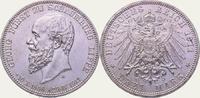 3 Mark 1911  A Schaumburg-Lippe Georg 1893-1911. Stempelglanz  225,00 EUR  + 5,00 EUR frais d'envoi