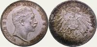 5 Mark 1907  A Preußen Wilhelm II. 1888-1918. Schöne Patina. Winz. Krat... 250,00 EUR  + 5,00 EUR frais d'envoi
