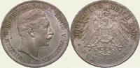 5 Mark 1898  A Preußen Wilhelm II. 1888-1918. Fast Stempelglanz  675,00 EUR  + 5,00 EUR frais d'envoi