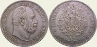 5 Mark 1876  A Preußen Wilhelm I. 1861-1888. Vorzüglich - Stempelglanz  375,00 EUR  + 5,00 EUR frais d'envoi