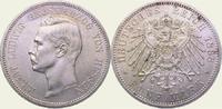5 Mark 1898  A Hessen Ernst Ludwig 1892-1918. Vorzüglich - Stempelglanz  1950,00 EUR  + 5,00 EUR frais d'envoi