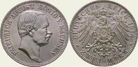 2 Mark 1914  E Sachsen Friedrich August III. 1904-1918. Stempelglanz  175,00 EUR  + 5,00 EUR frais d'envoi
