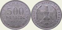 500 Mark 1923  A Weimarer Republik  Stempelglanz  10,00 EUR  + 5,00 EUR frais d'envoi