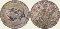 Taler 1864  B Braunschweig-Calenberg-Hannover Georg V. 1851-1866. Fleck... 200,00 EUR  + 5,00 EUR frais d'envoi