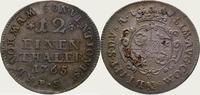 1/12 Taler 1765  BS Lippe-Detmold Simon August 1734-1782. Sehr schön  50,00 EUR  + 5,00 EUR frais d'envoi