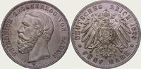 5 Mark 1899  G Baden Friedrich I. 1856-1907. Sehr schön - vorzüglich  225,00 EUR  + 5,00 EUR frais d'envoi