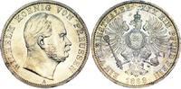 Taler 1868  A Brandenburg-Preußen Wilhelm I. 1861-1888. Fast Stempelgla... 250,00 EUR  + 5,00 EUR frais d'envoi
