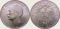 5 Mark 1913  G Baden Friedrich II. 1907-1918. Fast Stempelglanz  325,00 EUR  + 5,00 EUR frais d'envoi