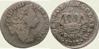 8 Schilling 1712 Dänemark Frederik IV. 1699-1730. Schön-sehr schön  /  ... 95,00 EUR  + 5,00 EUR frais d'envoi