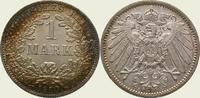 1 Mark 1910  A Kleinmünzen  Stempelglanz  45,00 EUR  + 5,00 EUR frais d'envoi