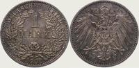 1 Mark 1900  E Kleinmünzen  Schöne Tönung. Vorzüglich - Stempelglanz  100,00 EUR  + 5,00 EUR frais d'envoi