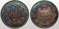 1/2 Mark 1909  E Kleinmünzen  Feinstes stempelglanz von EA mit schöner ... 6249 руб 70,00 EUR