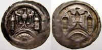 Brakteat 1135-1176 Arnstein, Grafschaft Walter II. 1135-1176. Sehr selt... 1750,00 EUR kostenloser Versand