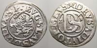 Pommern-Stettin Doppelschilling Bogislaw XIV. 1620-1625.