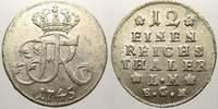 Brandenburg-Preußen 1/12 Taler Friedrich II. 1740-1786.