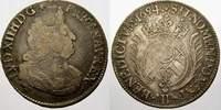 1/2 Ecu aux palmes 1694  B Frankreich Ludwig XIV. 1643-1715. Winz. Krat... 6695 руб 75,00 EUR