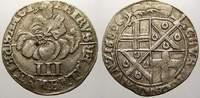 Dreipetermännchen 1 1689 Trier, Erzbistum Johann Hugo von Orsbeck 1676-... 3124 руб 35,00 EUR