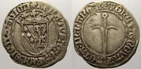 1/4 de plaque  1473-1508 Frankreich-Lothringen René II. von Vaudemont-A... 6695 руб 75,00 EUR