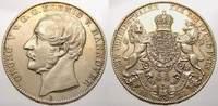 Vereinstaler 1857  B Braunschweig-Calenberg-Hannover Georg V. 1851-1866... 11605 руб 130,00 EUR