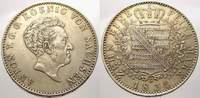 Konventionstaler 1834  G Sachsen-Albertinische Linie Anton 1827-1836. K... 10712 руб 120,00 EUR