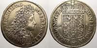 2/3 Taler 1690 Brandenburg-Preußen Friedrich III. 1688-1701. Sehr schön... 17408 руб 195,00 EUR