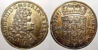2/3 Taler 1691 Brandenburg-Preußen Friedrich III. 1688-1701. Vorzüglich... 35261 руб 395,00 EUR