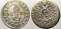 2 Kreuzer (Halbbatzen) 1637 Augsburg, Stadt  Sehr schön+  1785 руб 20,00 EUR