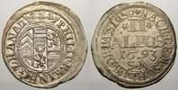 2 Albus 1693 Hanau-Lichtenberg Philipp Reinhard 1675-1712. Sehr schön-v... 5803 руб 65,00 EUR