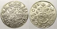 1/24 Taler (Groschen) 1674  GF Brandenburg-Preußen Friedrich Wilhelm, d... 4017 руб 45,00 EUR