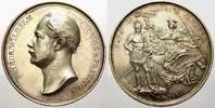 Silbermedaille 1857 Brandenburg-Preußen Wilhelm I. 1861-1888. Sehr schö... 9820 руб 110,00 EUR