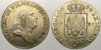 1/6 Taler (4 Groschen) 1797  A Brandenburg-Preußen Friedrich Wilhelm II... 9388 руб 125,00 EUR  +  751 руб shipping