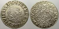 Groschen 1544 Preußen, Herzogtum (Ostpreußen) Albrecht von Brandenburg ... 4506 руб 60,00 EUR  +  751 руб shipping
