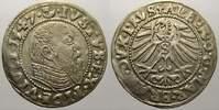 Groschen 1547 Preußen, Herzogtum (Ostpreußen) Albrecht von Brandenburg ... 9388 руб 125,00 EUR  +  751 руб shipping