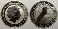 1 Dollar 2015 Australien Elizabeth II. seit 1952. Stempelglanz  2253 руб 30,00 EUR  +  751 руб shipping