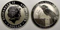 1 Dollar 2016 Australien Elizabeth II. seit 1952. Stempelglanz  1878 руб 25,00 EUR  +  751 руб shipping