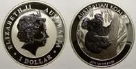 1 Dollar (Koala) 2013 Australien Elizabeth II. seit 1952. Stempelglanz  2253 руб 30,00 EUR  +  751 руб shipping