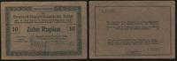 10 Rupien 1.10.1915 Die Deutschen Banknoten ab 1871 Deutsch-Ostafrika 1... 3004 руб 40,00 EUR  +  751 руб shipping