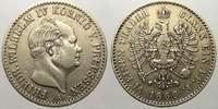 1/6 Taler 1860  A Brandenburg-Preußen Friedrich Wilhelm IV. 1840-1861. ... 15021 руб 200,00 EUR  +  751 руб shipping