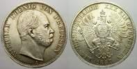 Vereinstaler 1867  A Brandenburg-Preußen Wilhelm I. 1861-1888. Vorzügli... 9012 руб 120,00 EUR  +  751 руб shipping