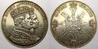 Krönungstaler 1 1861  A Brandenburg-Preußen Wilhelm I. 1861-1888. Vorzü... 4131 руб 55,00 EUR  +  751 руб shipping