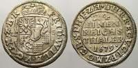 1/24 Taler (Groschen) 1679  LC Brandenburg-Preußen Friedrich Wilhelm, d... 5633 руб 75,00 EUR  +  751 руб shipping